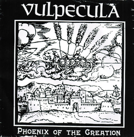 Vulpecula - Phoenix Of The Creation EP