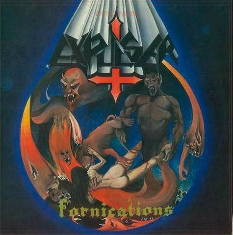 Expulser / Brutal Distortion -  Fornications / Cadaveric Simphony LP