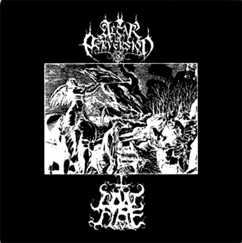 Altar of Perversion / Goatfire - Split EP