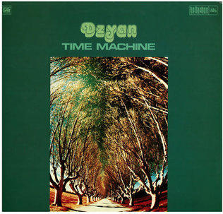 Dzyan - Time Machine LP