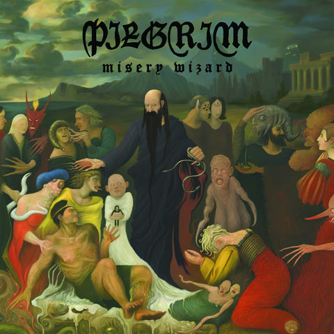 Pilgrim - Misery Wizard 2LP