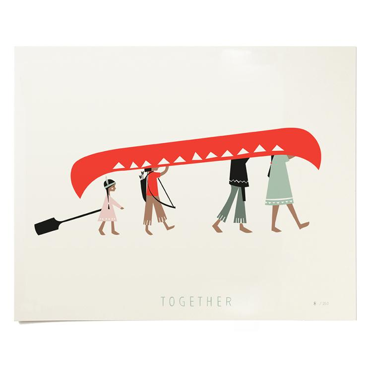 Together, Druck, ltd. 250