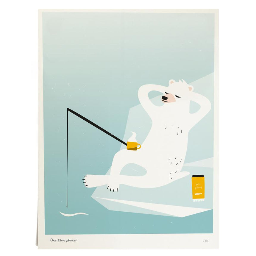 Polar Bear, Druck, ltd. 250