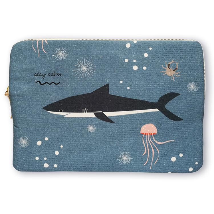"Sharks 13"" Laptop Sleeve"