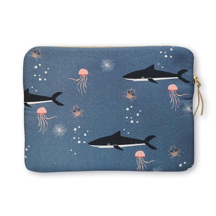 "Sharks, 10"" ipad Sleeve"