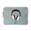 "Headset, 10"" ipad Sleeve"