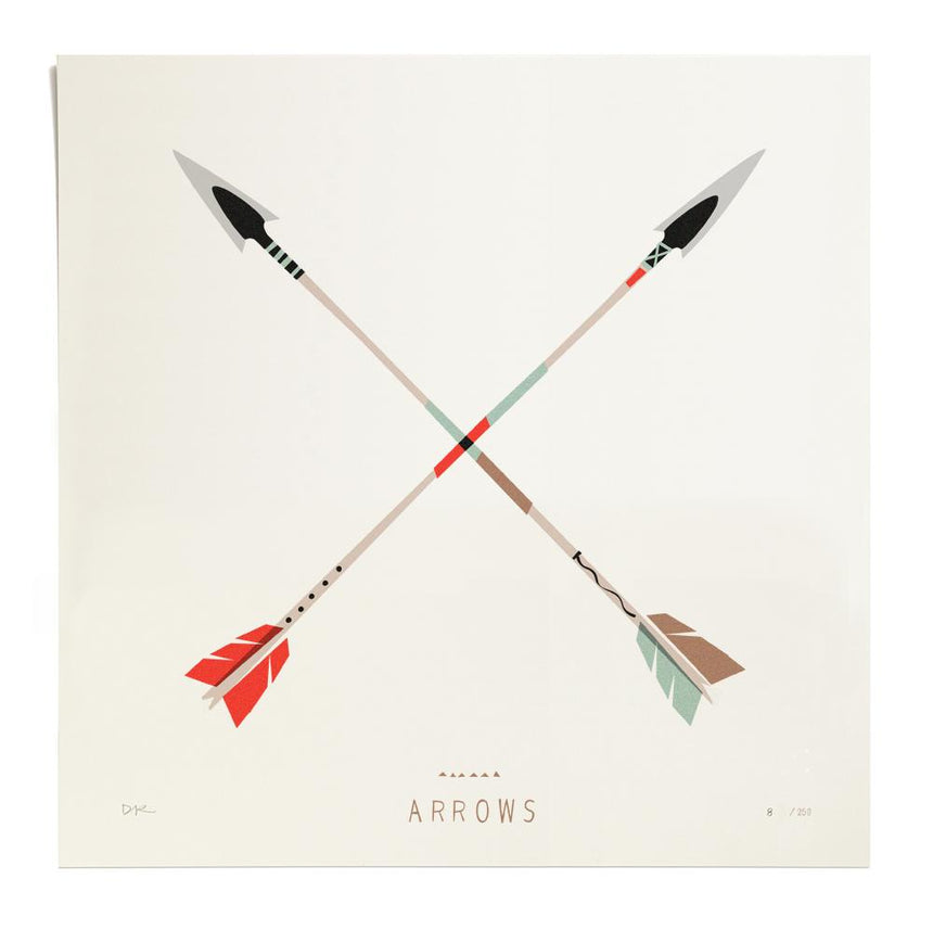 Arrows, Druck, ltd. 250