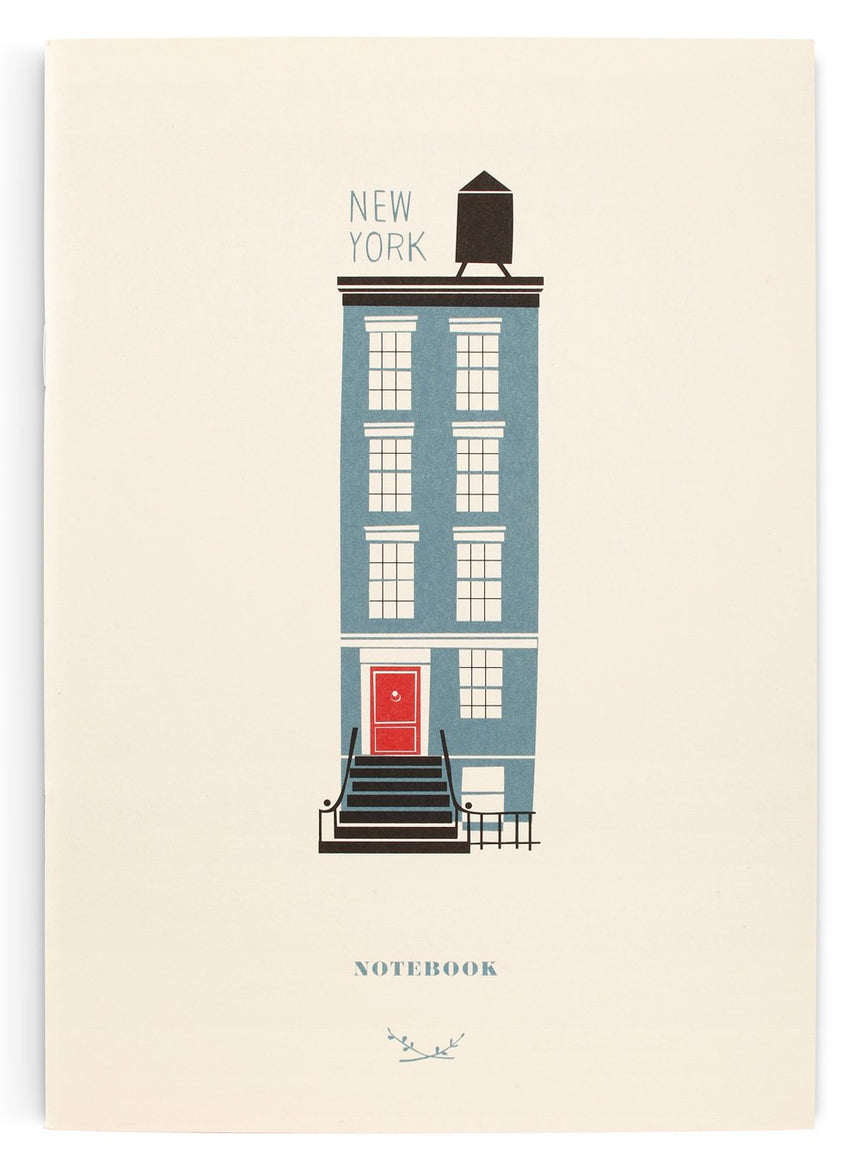 New York Notebook A5, lined