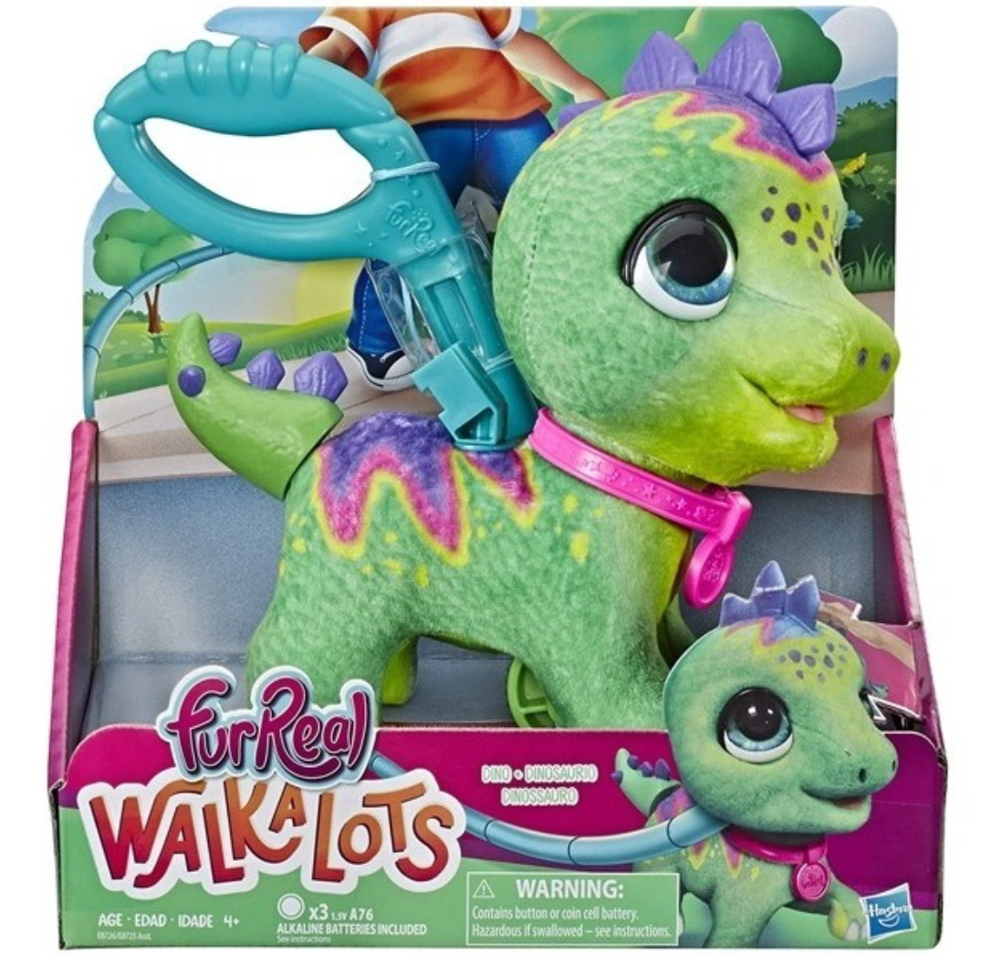 Walkalots FurReal