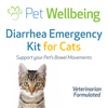 Diarrhea Emergency Kit for Cats