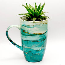 Load image into Gallery viewer, Tall Mug Planter #5