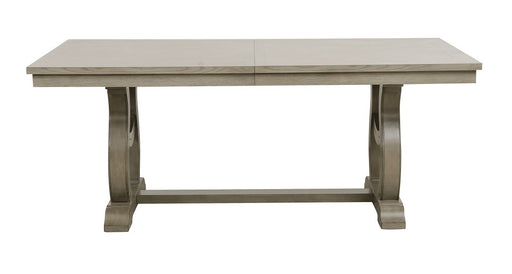 Homelegance Vermillion Dining Table in Gray 5442-96* image