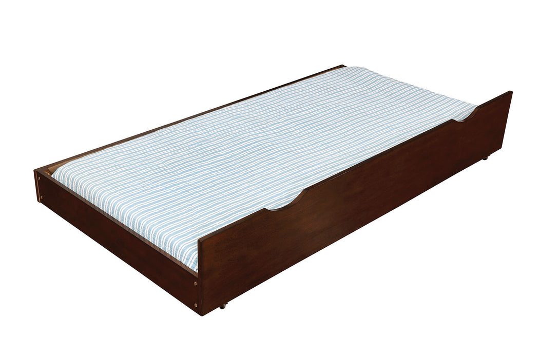 BROGAN Brown Cherry Trundle/Drawers image