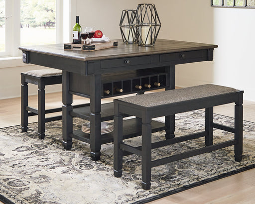Tyler Creek Signature Design by Ashley Counter Height Table image