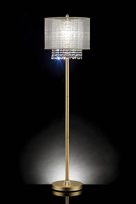 Ana Gold Floor Lamp image
