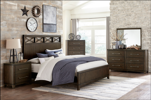 Homelegance Griggs 4-Piece Bedroom Set image