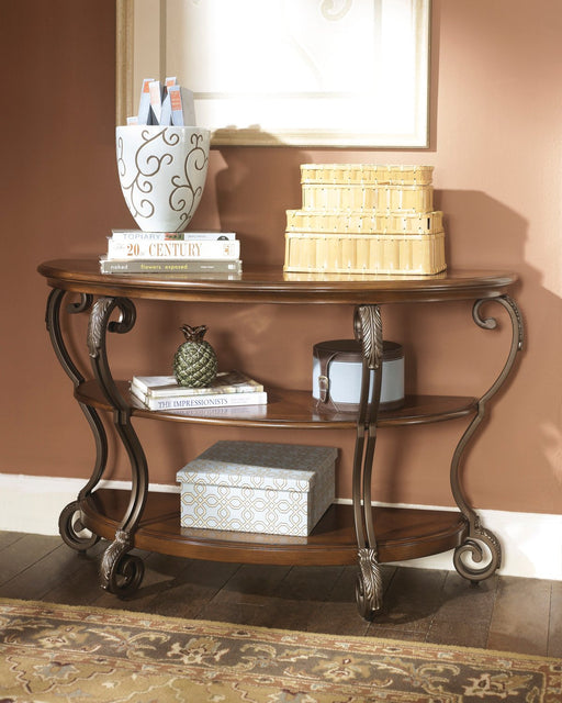 Nestor Signature Design by Ashley Sofa Table image