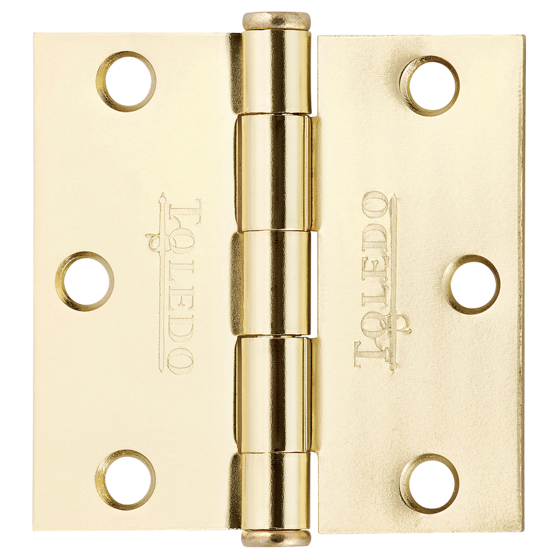 POLISH BRASS HINGES 300220BP