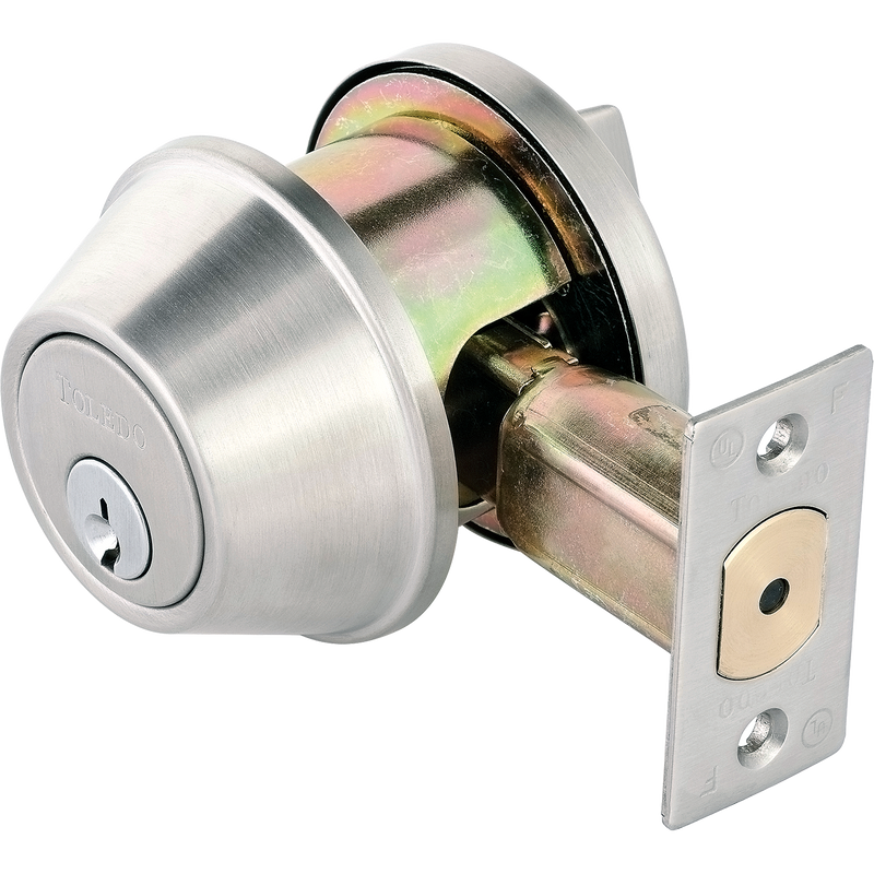 Single Cylinder / Deadbolt / BP800-US32D
