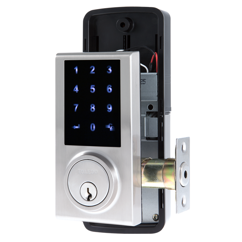 Single Cylinder / Electronic Deadbolt / Touchscreen / V180TBLE