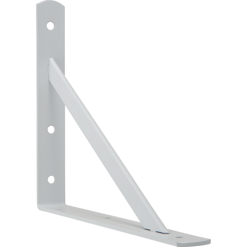 HEAVY DUTY SHELF & CLOSET BRACKET 10""