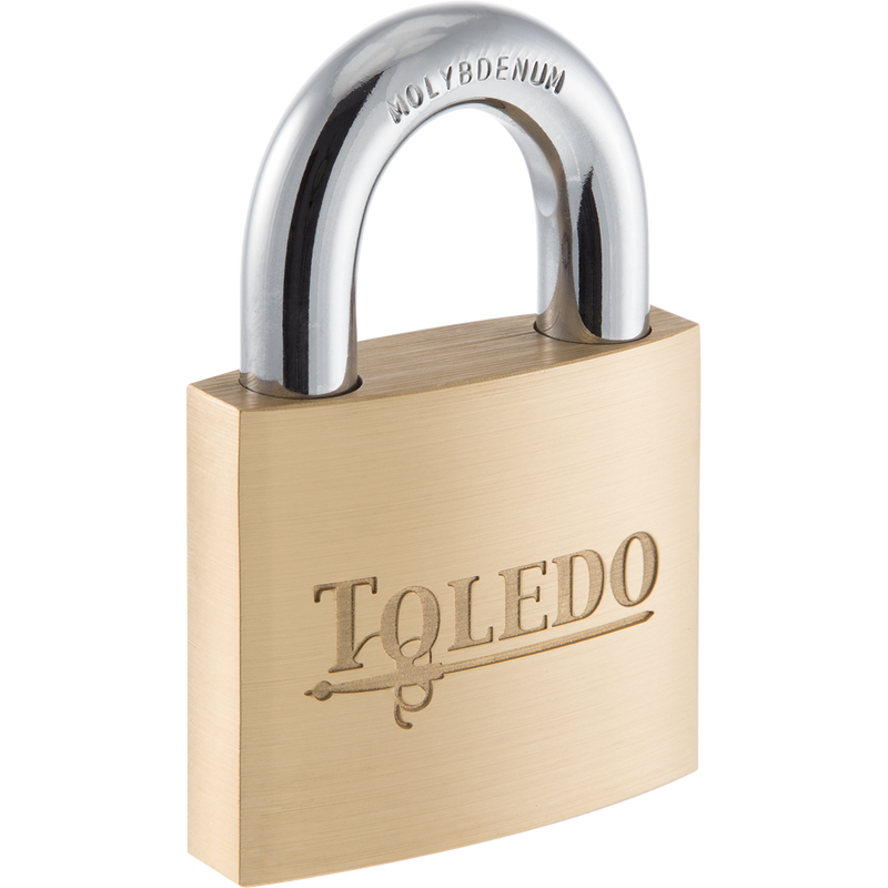 Maximun Security Brass Padlocks