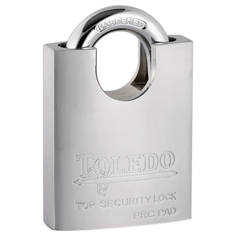Solid Steel Security Padlocks
