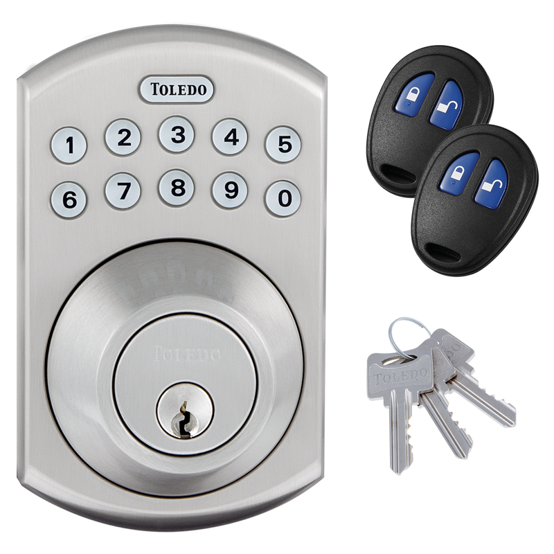 Single Cylinder / Electronic Deadbolt / CV180E