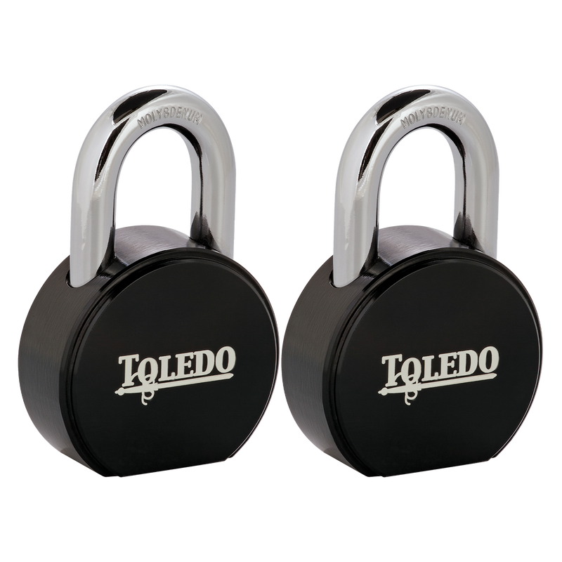 Super Duty Solid Steel Padlocks / TBK90R