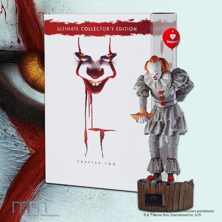 Pennywise Collectible Figur mit Box