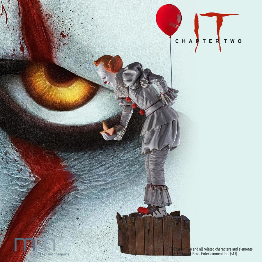 Pennywise linke Seite