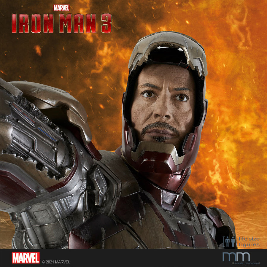 IRON MAN 3 BATTLE VERSION