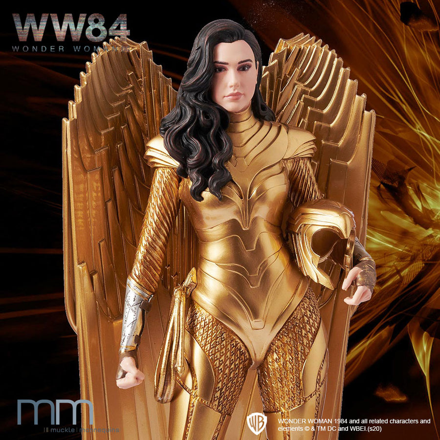 Wonder Woman ww84 Collectible Close-up