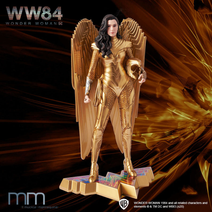 Wonder Woman WW84 Collectible mit Helm