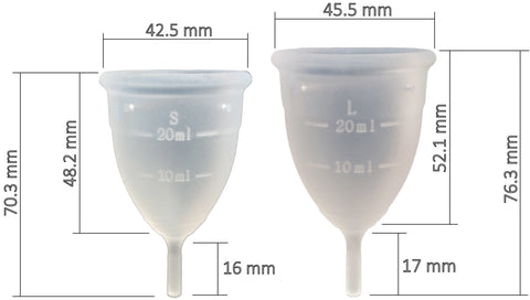 NakungooCup Size and Measurements