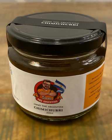 Jimmy's Chimichurri 300ml