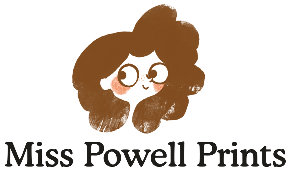Miss Powell Prints