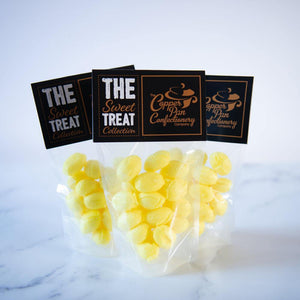 Sherbet Lemons - The Copper Pan Fudge Company