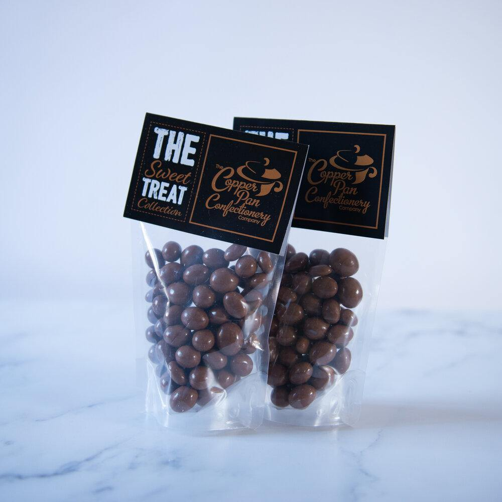 Chocolate Peanuts 150g - The Copper Pan Fudge Company