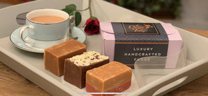 The Afternoon Tea Fudge Box