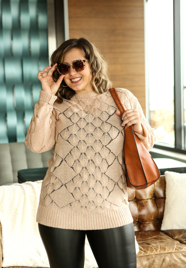 BERKELEY Textured Sweater