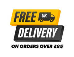 free uk delivery over £85