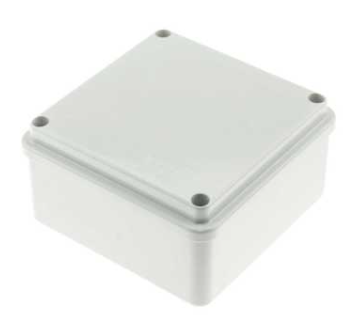 Gewiss IP56 Adaptable Boxes - Shallow Lid