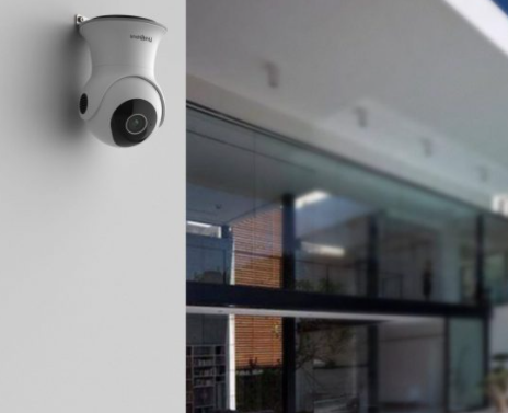 Link2Home Outdoor WIFI Camera with Pan/Tilt