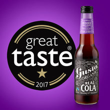 Load image into Gallery viewer, Gusto Organic Real Cola