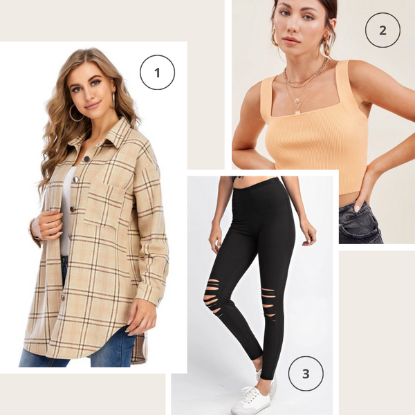 Cozy and Polished Fall Outfits