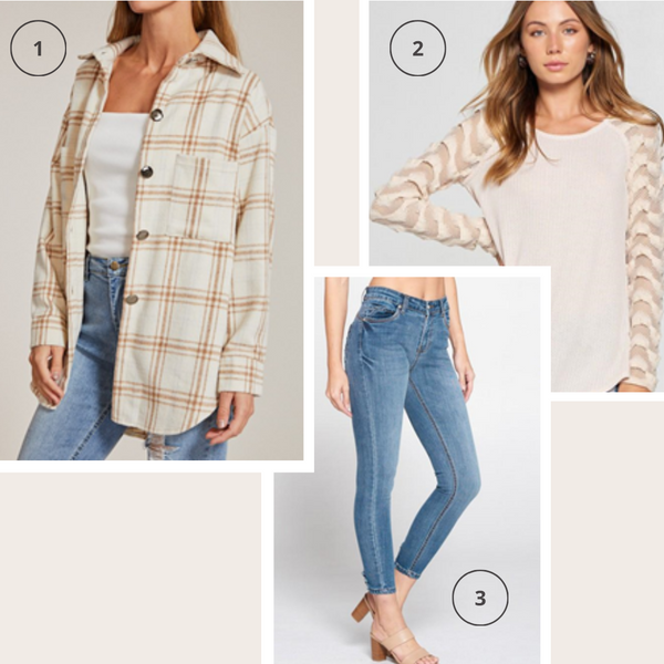 Easy and Popular Fall Outfits