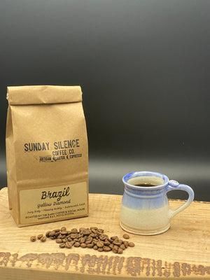 Micro Lot - Brazil Yellow Diamond Light Roast - 340g (Limited Quantity Available)