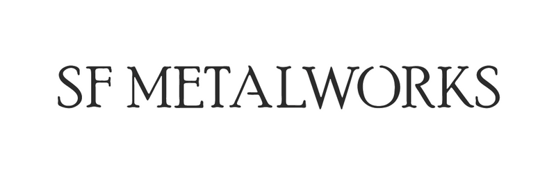 Since 2006 SFMetalworks has been working in homes in San Francisco and around the world producing custom architecture and furniture pieces.