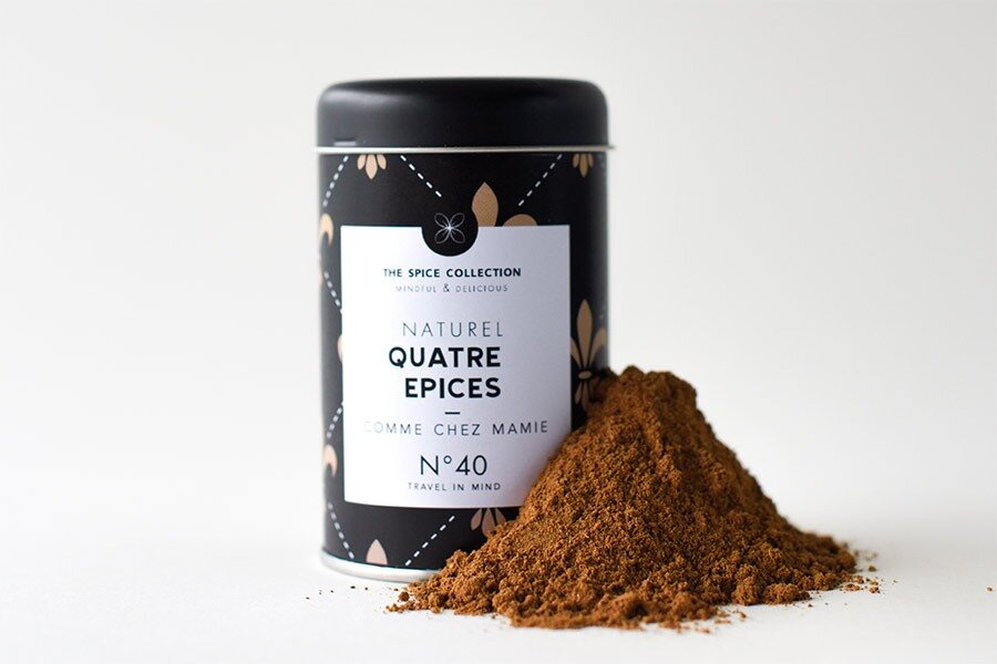 Four Spices - The French